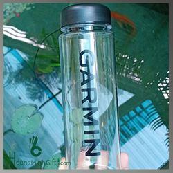 Bình Đựng Nước Nhựa Mybottle In Logo - KH GARMIN VIỆT NAM