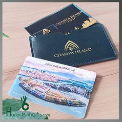 USB Namecard In Logo - KH Champa Island