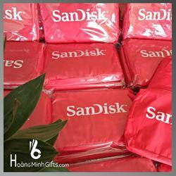 Áo Mưa Quảng Cáo Siêu Nhẹ In Logo - Kh Sandisk