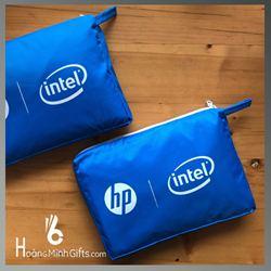 Áo mưa quảng cáo  siêu nhẹ  - Hp/Intel/Windows10