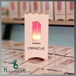 Đèn Ngủ Để Bàn In Logo - Kh Oracle