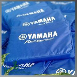 Áo Mưa Quảng Cáo Siêu Nhẹ In Logo - Kh Yamaha