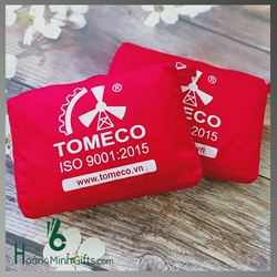 Áo Mưa Đôi Quảng Cáo Siêu Nhẹ In Logo - Kh Tomeco
