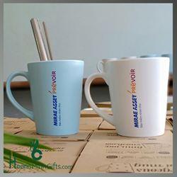 Cốc Sứ Hàn Quốc Pastel Mug Cup - Kh Mirae Asset Prevoir