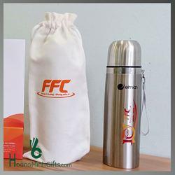 Bình Giữ Nhiệt Elmich In Logo - KH FFC