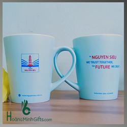 Cốc Sứ Hàn Quốc Pastel Mug Cup - Kh Nguyễn Siêu School