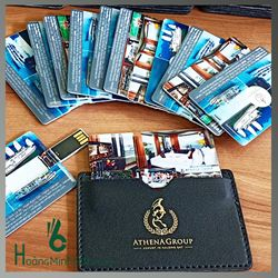 USB Namecard In Logo - Kh Athena Group