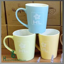 Cốc Sứ Hàn Quốc Pastel Mug Cup - Kh Hoa Lâm