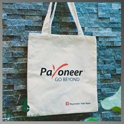 Túi Vải Bố Xách Tay Thời Trang - Kh Payoneer