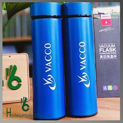 Bình Giữ Nhiệt Cao Cấp Khắc Logo - Kh Vacco