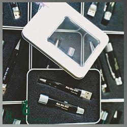 USB Bút Đa Năng 5 In 1 Khắc Logo - Kh Máy Hóa K50