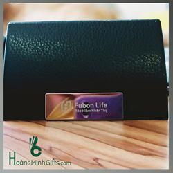 Hộp Namecard Cao Cấp Khắc Logo - Kh Fubon