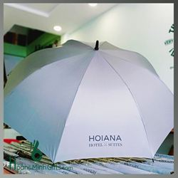 Ô Thẳng Cao Cấp In Logo - Kh HoianA Hotel