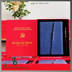 Bộ Giftset 2 Sản Phẩm - Kh Liên Hiệp Các Tổ Chức Hữu Nghị Việt Nam