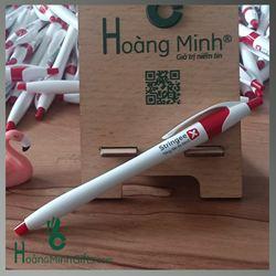 Bút Bi Nhựa In Quảng Cáo - Kh Stringee