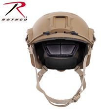 Rothco Advanced Tactical Adjustable Airsoft Helmet (Coyote Brown)