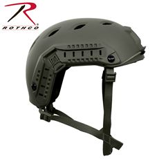 Rothco Advanced Tactical Adjustable Airsoft Helmet (Olive Drab)