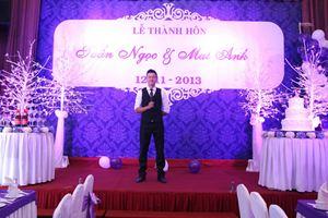 Cho thuê MC đám cưới
