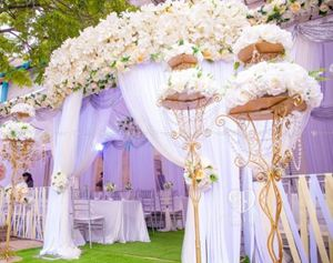 Nhà bạt cưới hỏi tông tím pastel