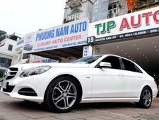 Mercedes E200 Edition E White 2015 ĐK 2016