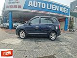 Kia Carens 2.0AT diesel 2008 xanh đen