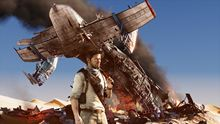 Đĩa Game Uncharted 3 ( PS3 )