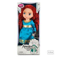 Animators công chúa Tóc Xù Merida Disney USA