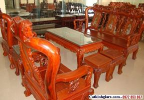 Kính mặt bàn phòng khách đẹp MB04