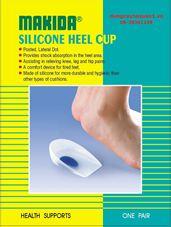 Đệm gót chân silicon có vành chính hãng Đài Loan