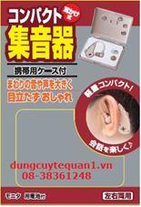 Máy trợ thính móc tai Nhật bản