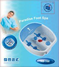 Bồn ngâm chân massage NB-168