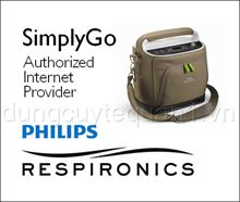 Máy tạo oxy SimplyGo của Philips - USA