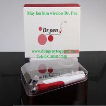 Máy lăn kim Dr. Pen wireless dùng pin sạc