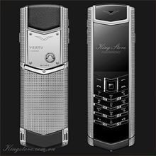 Vertu S Design Black Silver de Paris