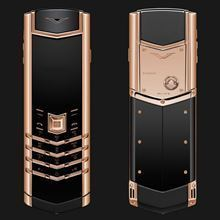 Vertu Signature Red Gold Ceramic