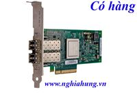 Dual Port Fibre Channel Host Bus Adapter QLE2562 - P/N: BX7067