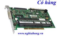 Card Raid Dell Perc 3/SC w/32MB Cache For Dell PE1600 - P/N: 2H794