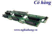 HP DL380 G4 SCSI Backplane Board - P/N: 411023-001 / 359253-001
