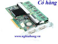 Card Raid Dell Perc 5e SAS 256MB Controller - P/N: WX098 / DM479