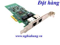 Card mạng Dell PRO/1000PT Dual Port Server Adapter PCI-e - P/N: XF111 / 0XF111 / 0G174P