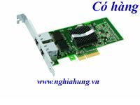 Card mạng IBM - PRO/1000 PT Dual Port Server Adapter - P/N: 39Y6126 / 39Y6127 / 39Y6128 / D33682 / X3959 / C57721-005
