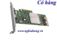 Card Raid Dell Perc H310 SAS Raid Controller 6GB/s - P/N: 0HV52W / 03P0R3