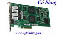 QLogic QLE2464 Quad Port 4Gb Fibre Channel PCIe x8 FC Card