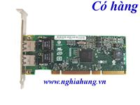 Card mạng Intel PRO/1000 MT Server Adapter Dual Port PCI-X - P/N: D45038-004 / D37854-001