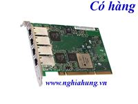 Card mạng Intel PRO/1000 MT PWLA8494MT - Quad Port PCI-X - P/N: C32199-004 / 74-3188-01 / D35033-004