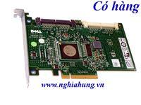 Card Dell SAS Perc 6/IR Raid Controller - P/N: 0JW063 / 0HM030 / 0Y159P