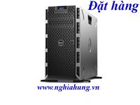 Máy Chủ Dell PowerEdge T630 - CPU E5-2609 v3 / Ram 8GB / HDD 1x 1TB / DVD ROM / Raid H330 / 1x PS