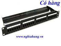 AMP Patch Panel 24 port Cat6e