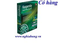 Kaspersky (1 Server + 10 PC ) ( có đĩa + vỏ hộp) giá 3400K