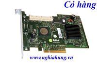 Card Raid Dell Perc 5/iR SAS Raid Controller - P/N: UN939 / MG129